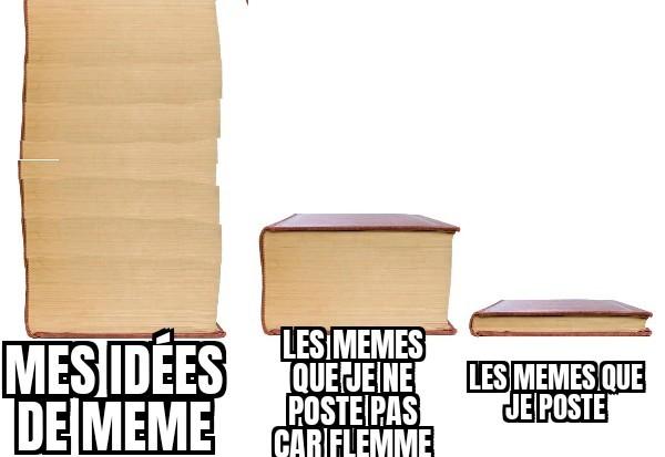 L'histoire de la vie - meme