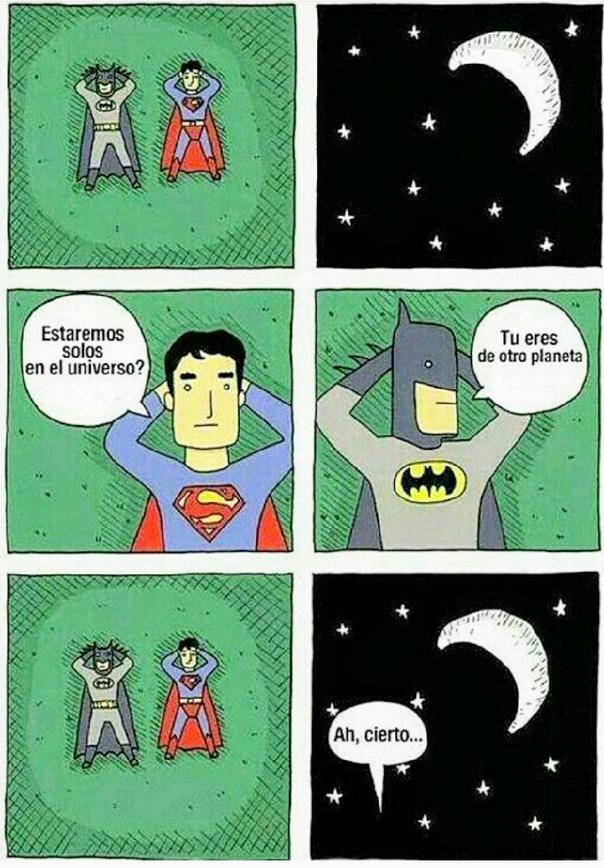 Superman o batman - meme