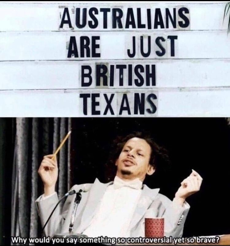 British Texans - meme