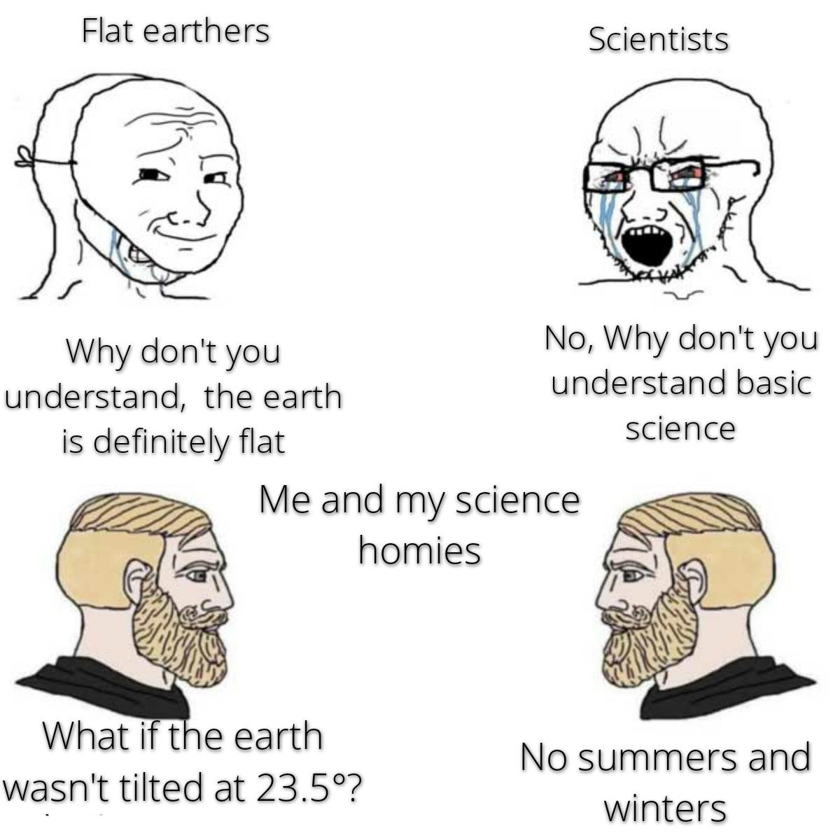 I know I'm a nerd - meme