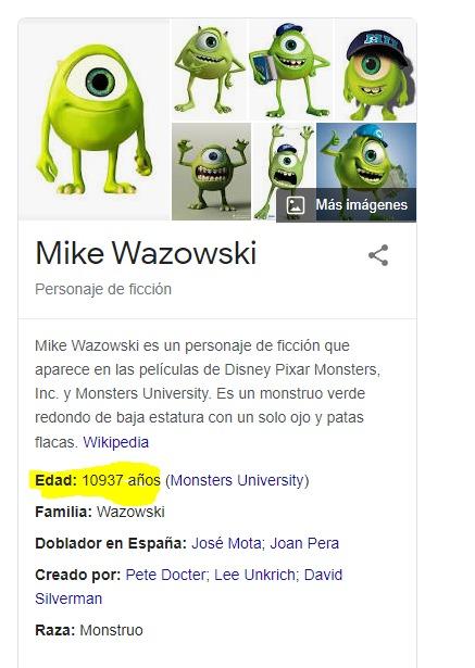 Nadie Absolutamente Nadie, Google: - meme
