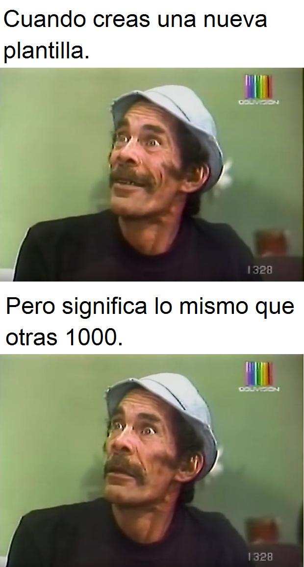 Ron Damón - meme
