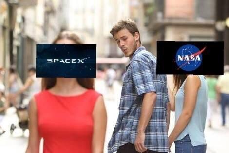 Your turn NASA - meme
