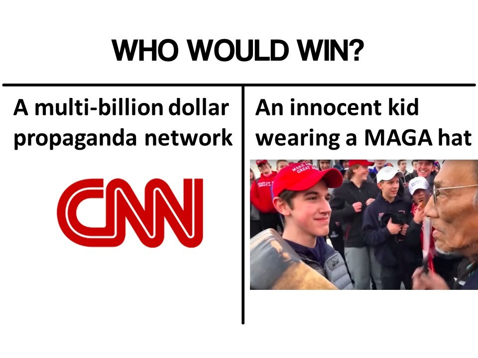Who Would Win? - meme