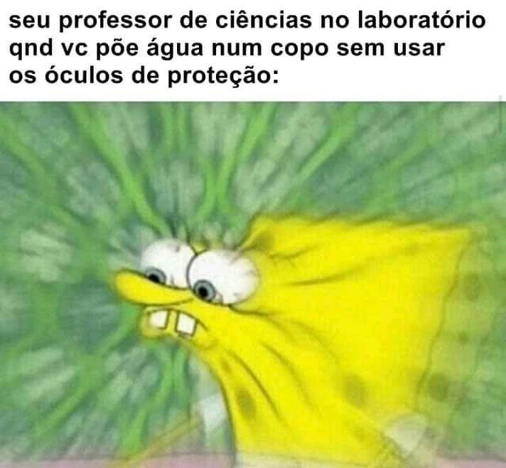 Ciências - meme