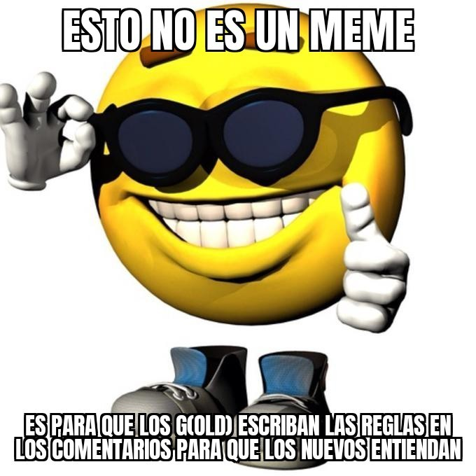 No es un meme