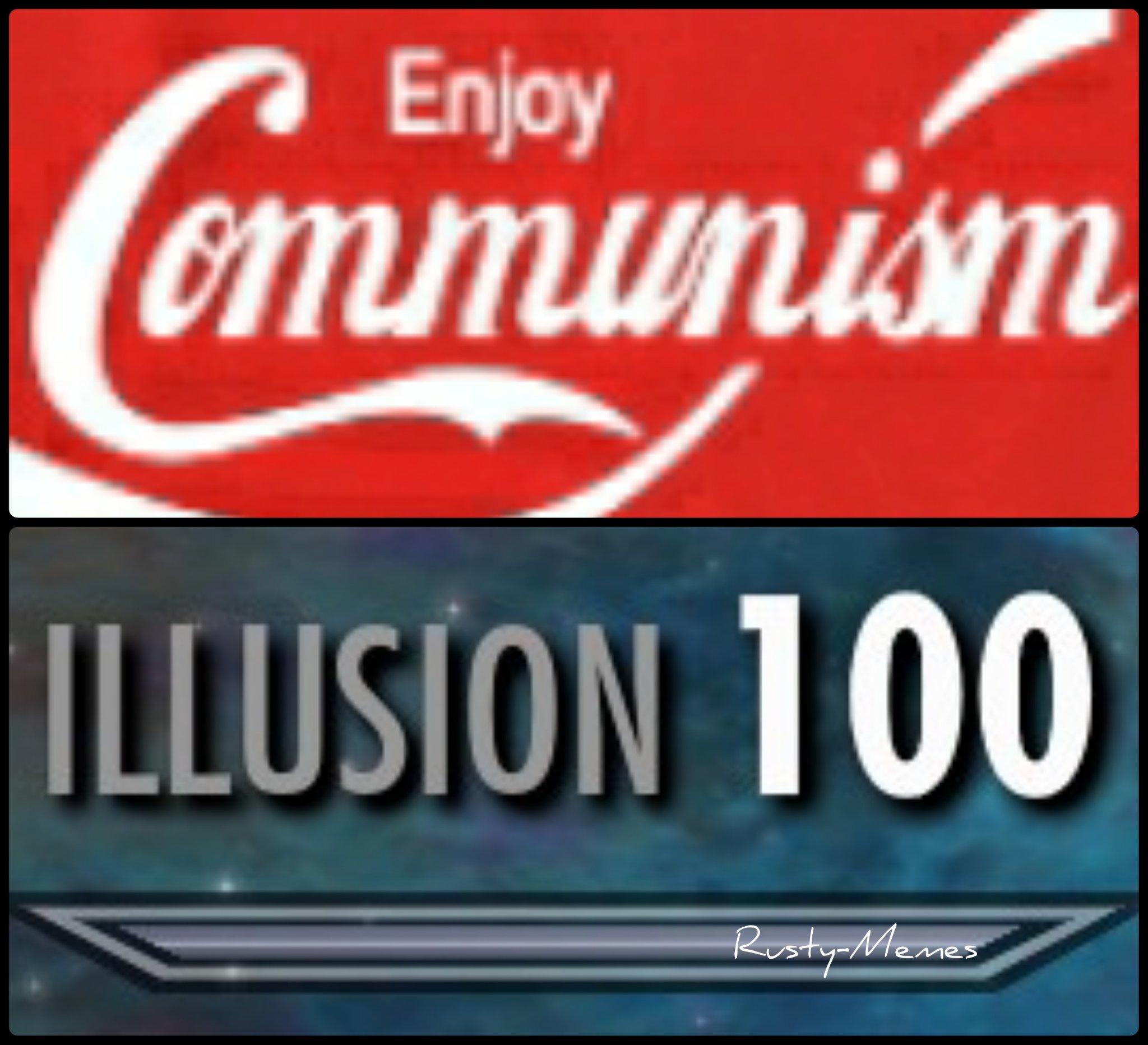 Faire passer le communisme en douce - meme