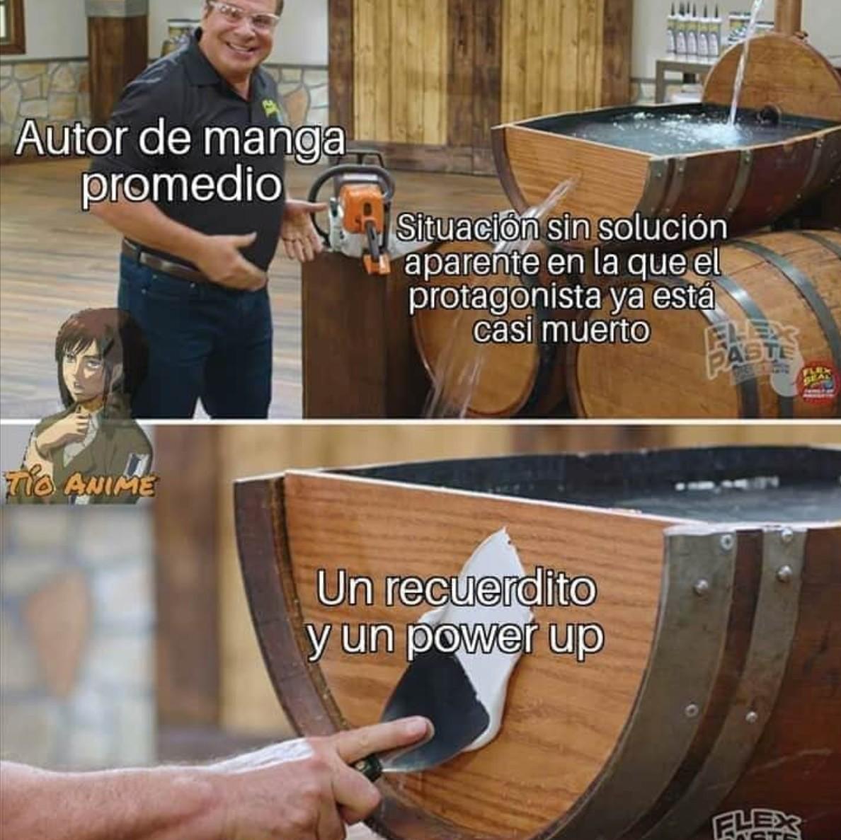 mangakas - meme