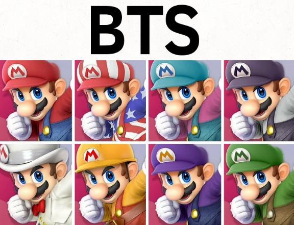 Como se me ocurre comparar al todopoderoso señor Mario con esos chinos de mierda - meme