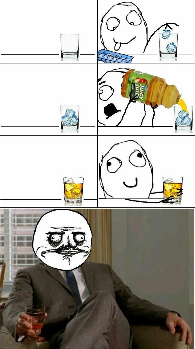 Sofisticado - meme