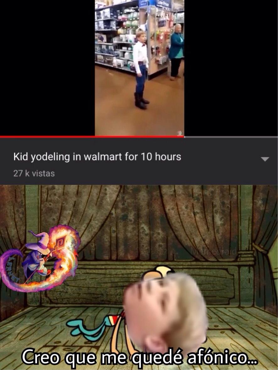 ese niño es mi ídolo - meme