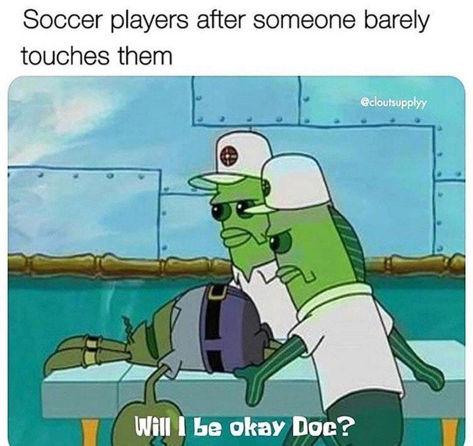 it's a fucking called-a football imma get-a triggered - meme