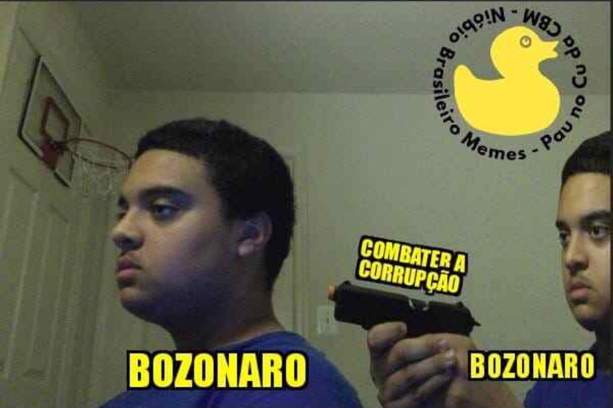 Bozonaro - meme
