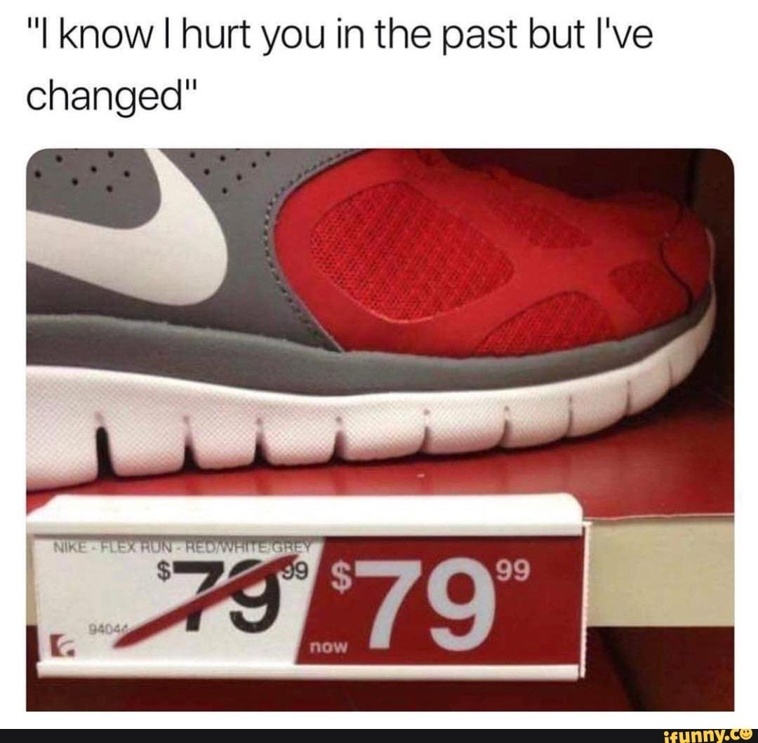 I'm a changed man. - meme