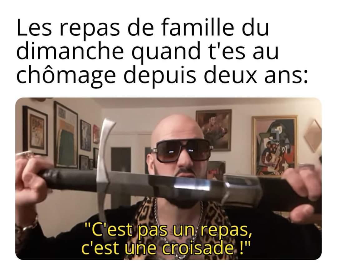 Fucking croisade - meme