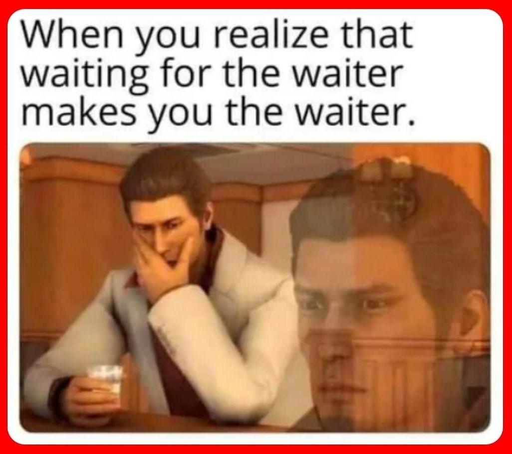 Wait what... - meme
