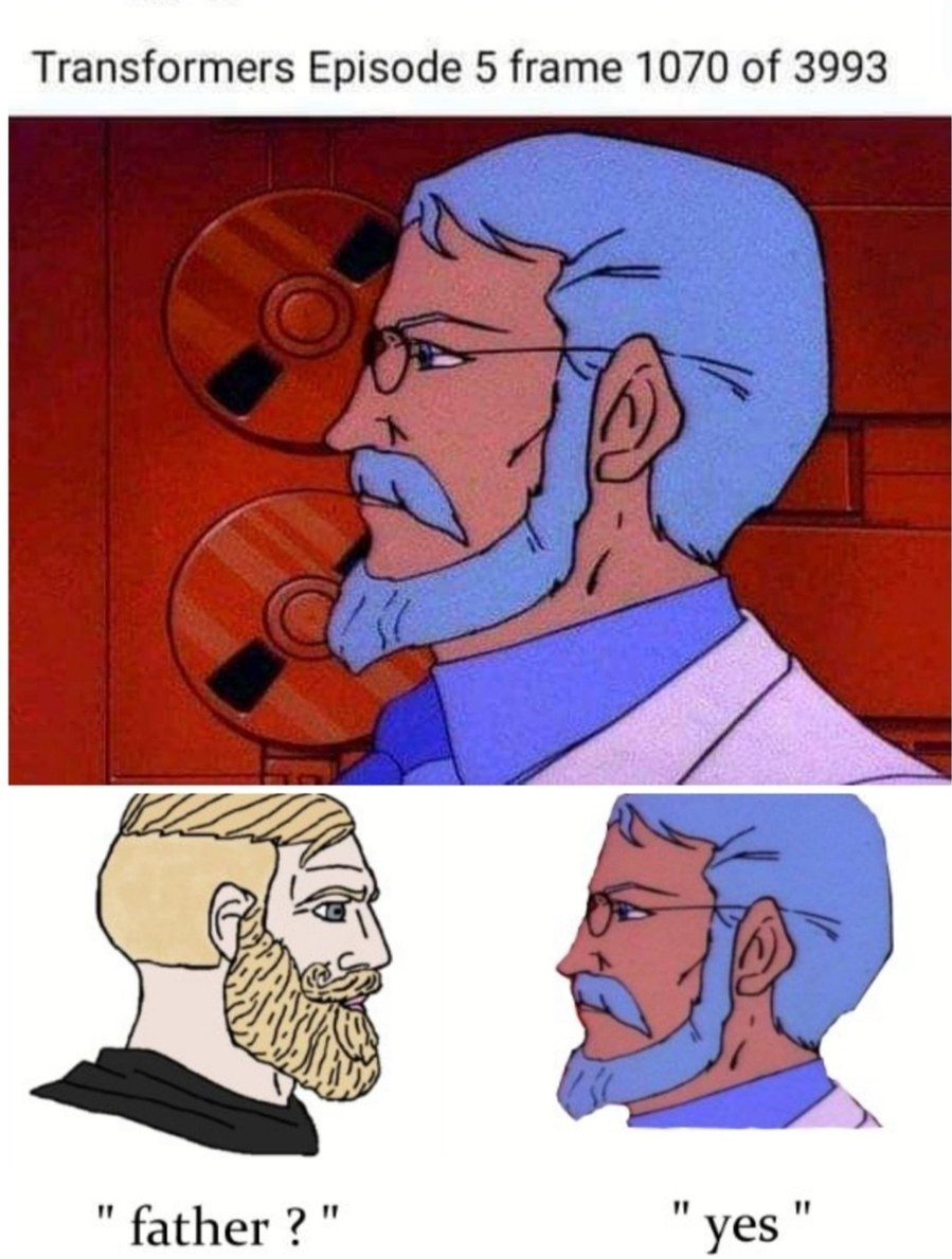 1970s Transformers - meme