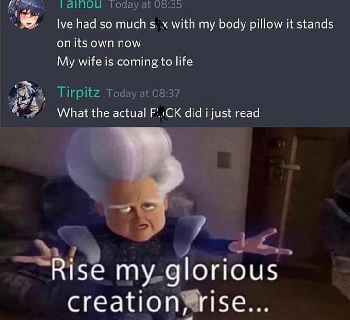 God's gonna cut you down - meme