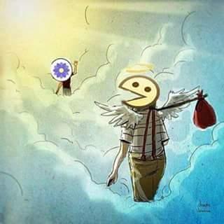Adiós al pacman :'v - meme