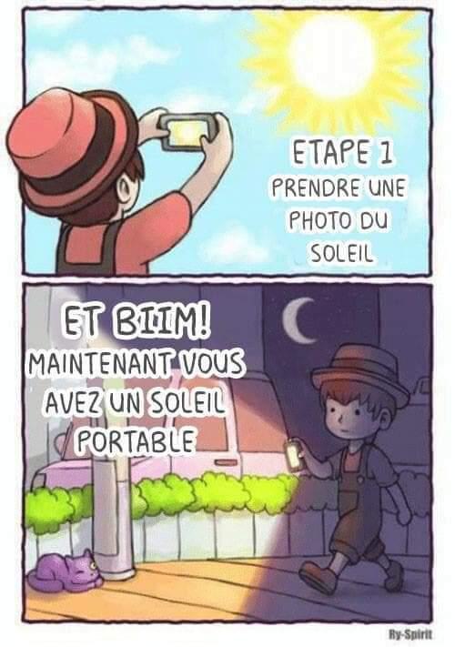 Comme Normand - meme