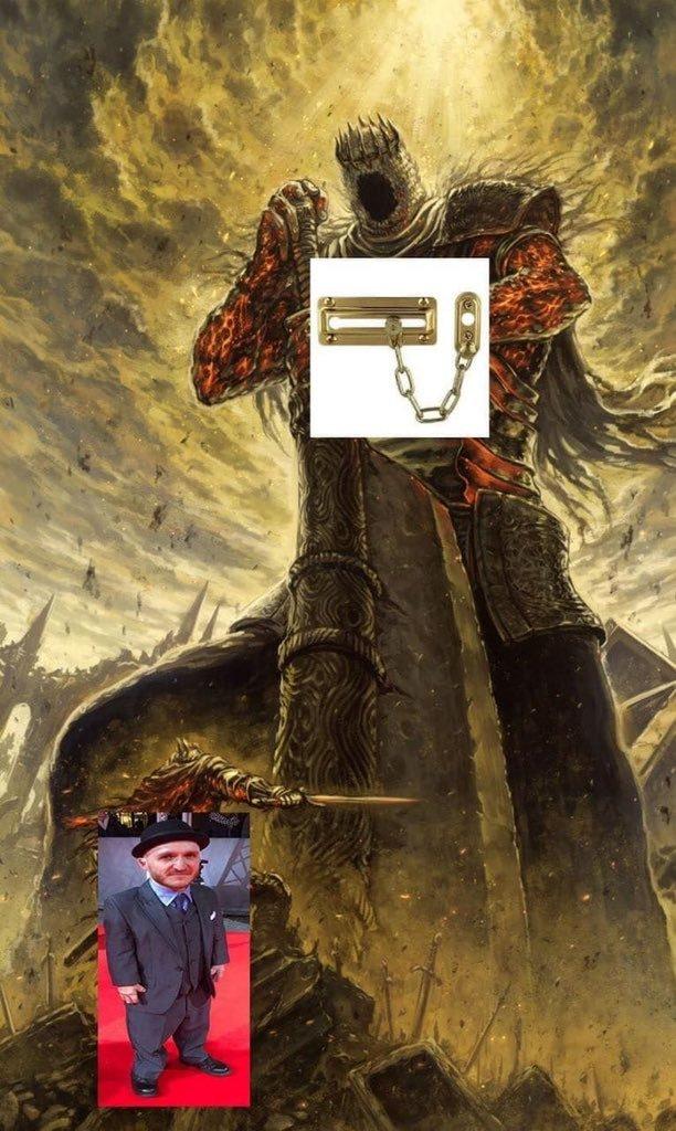 Kkkk anão - meme