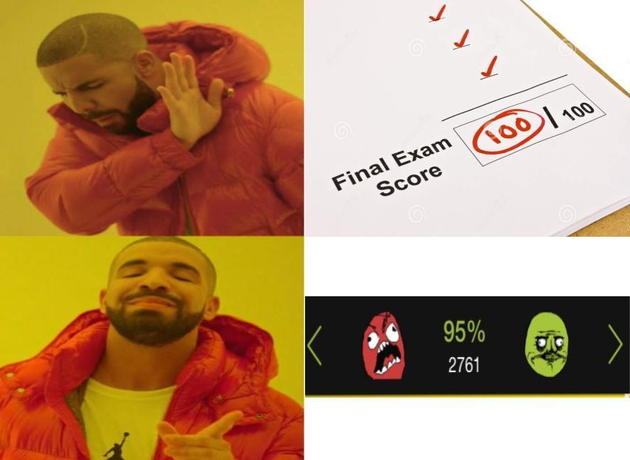 So close yet so far - meme