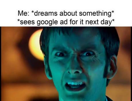 Google ads - meme
