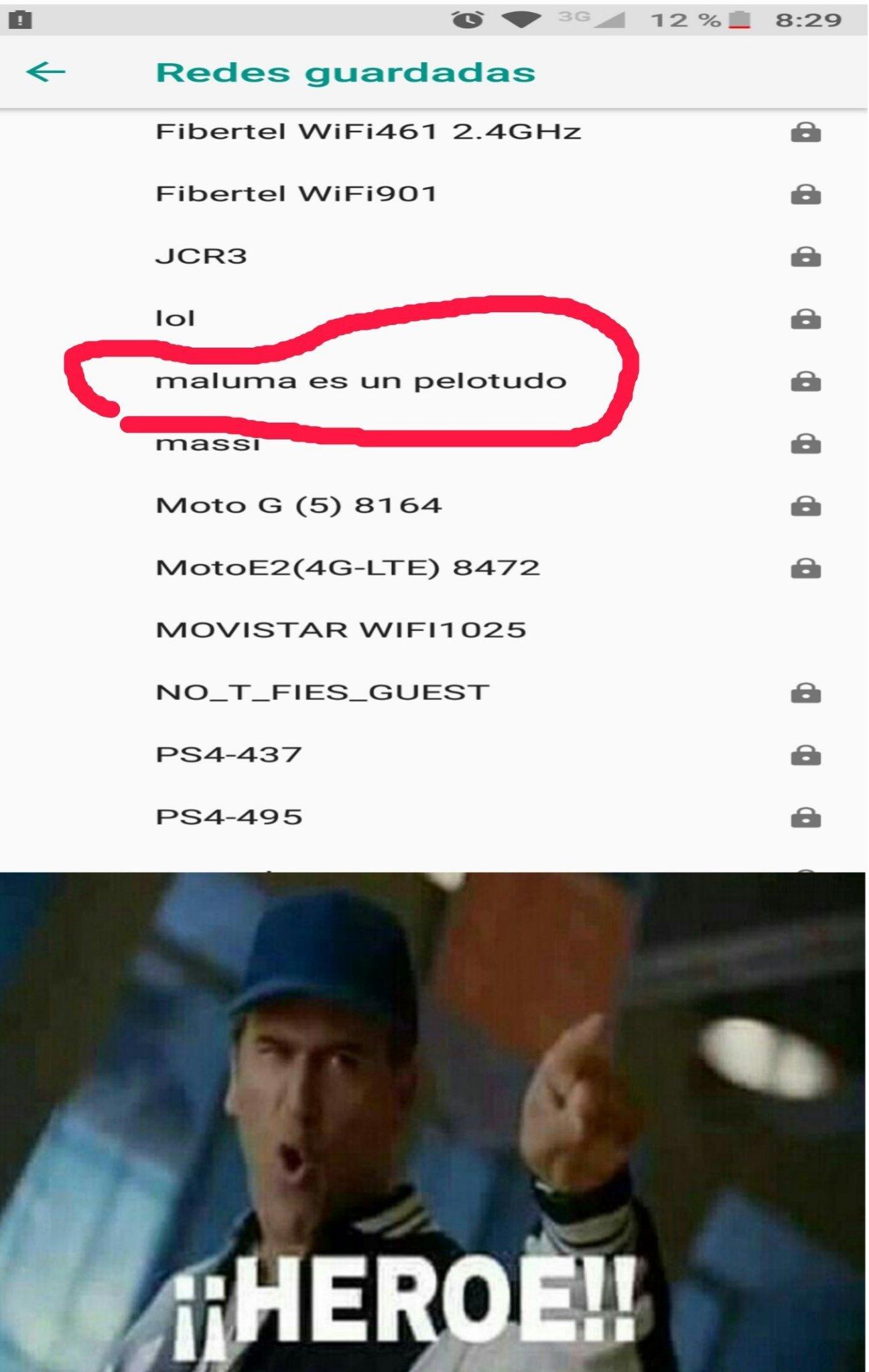 Acepten ptos - meme