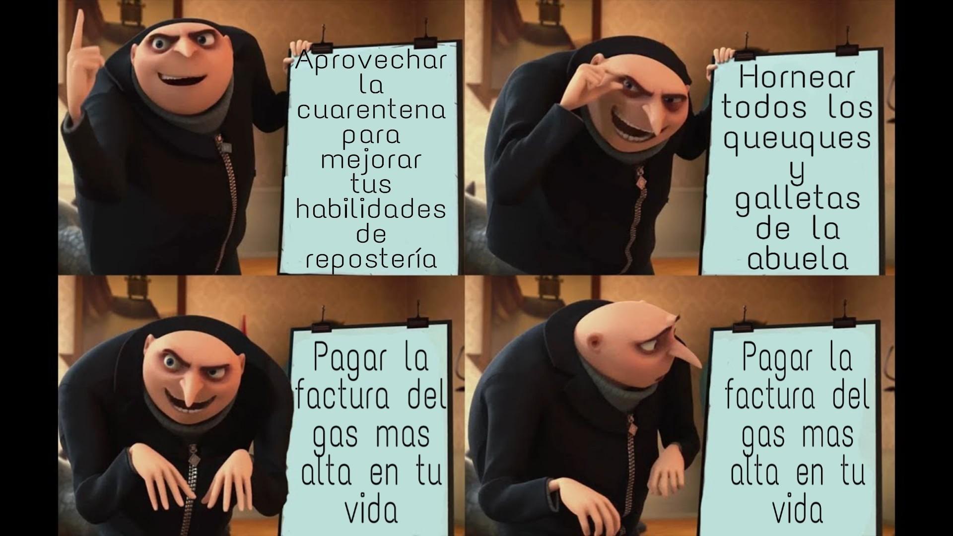 Triste destino - meme