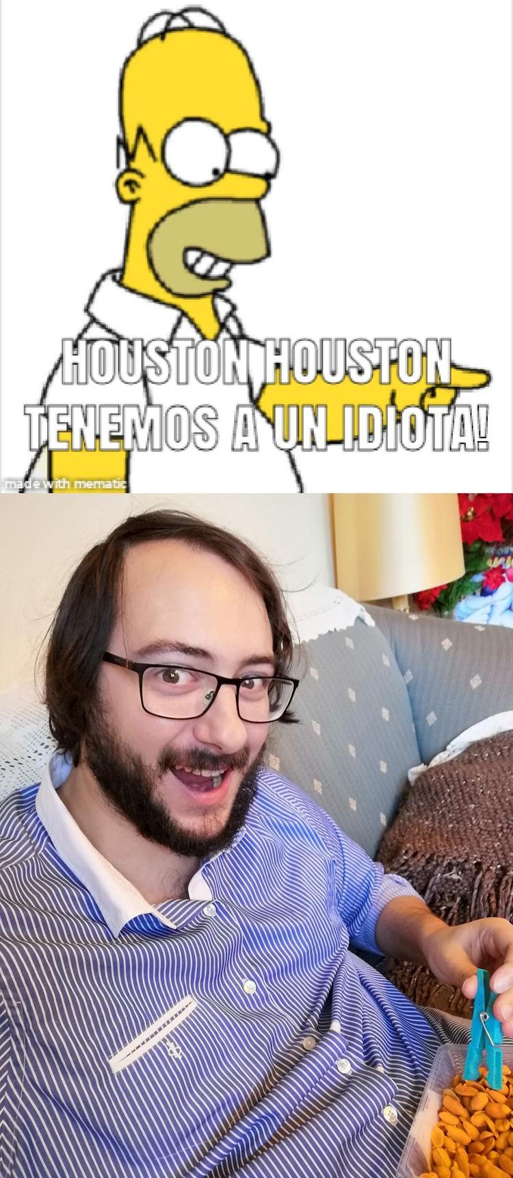 El Idiota - meme
