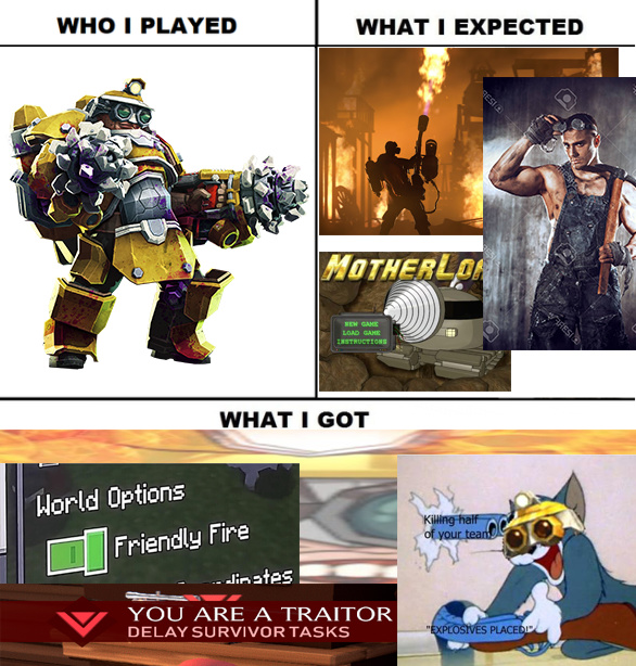 Yet another meme for you deep rock fans