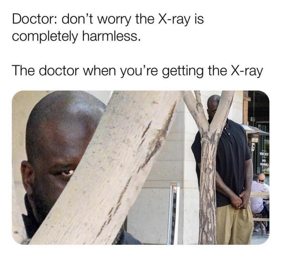 Poor patient - meme