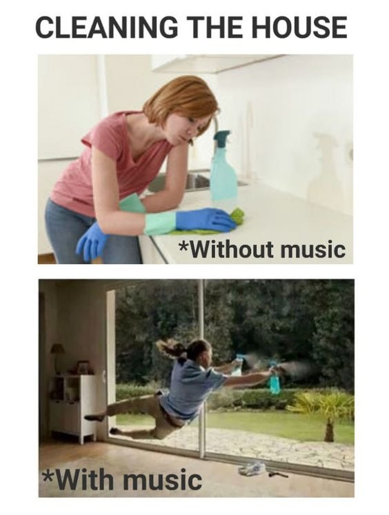 yes i do the cooking yes i do the cleaning :3 - meme