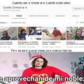Pobre Luisillo