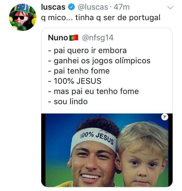 Ate isso Portugal? - meme