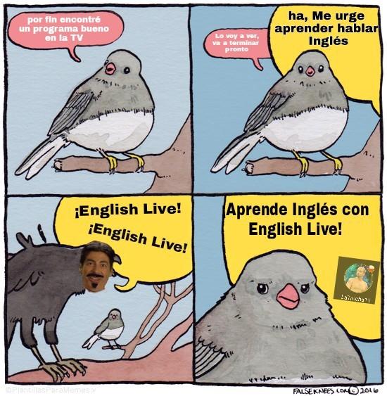 "Acelera tu carrera de la mejor manera aprendé hablar inglés en un 2x3 ""I Did, it was easy"" - meme"