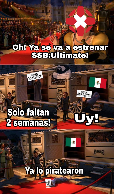 Amo a mi país - meme