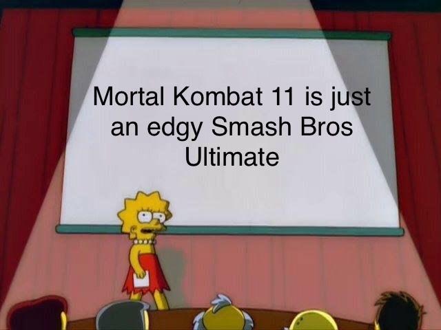 Smash Bros - meme