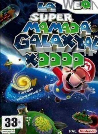 Super Mario Galaxy 2 XDDD? - meme
