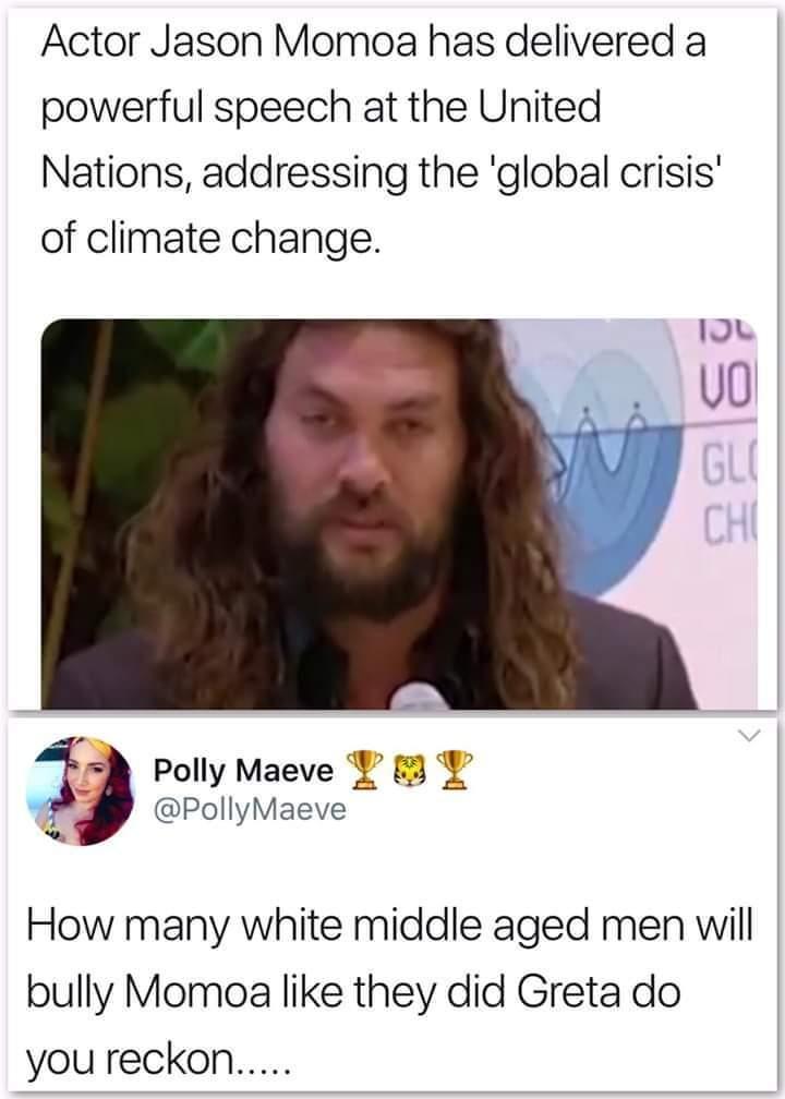 Hmmm the internet troll im guessing - meme