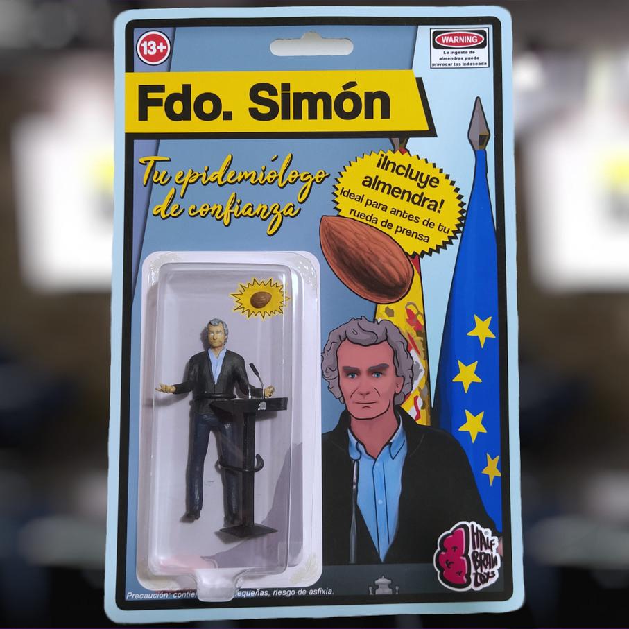 Fernando Simón Figura de Colección - meme