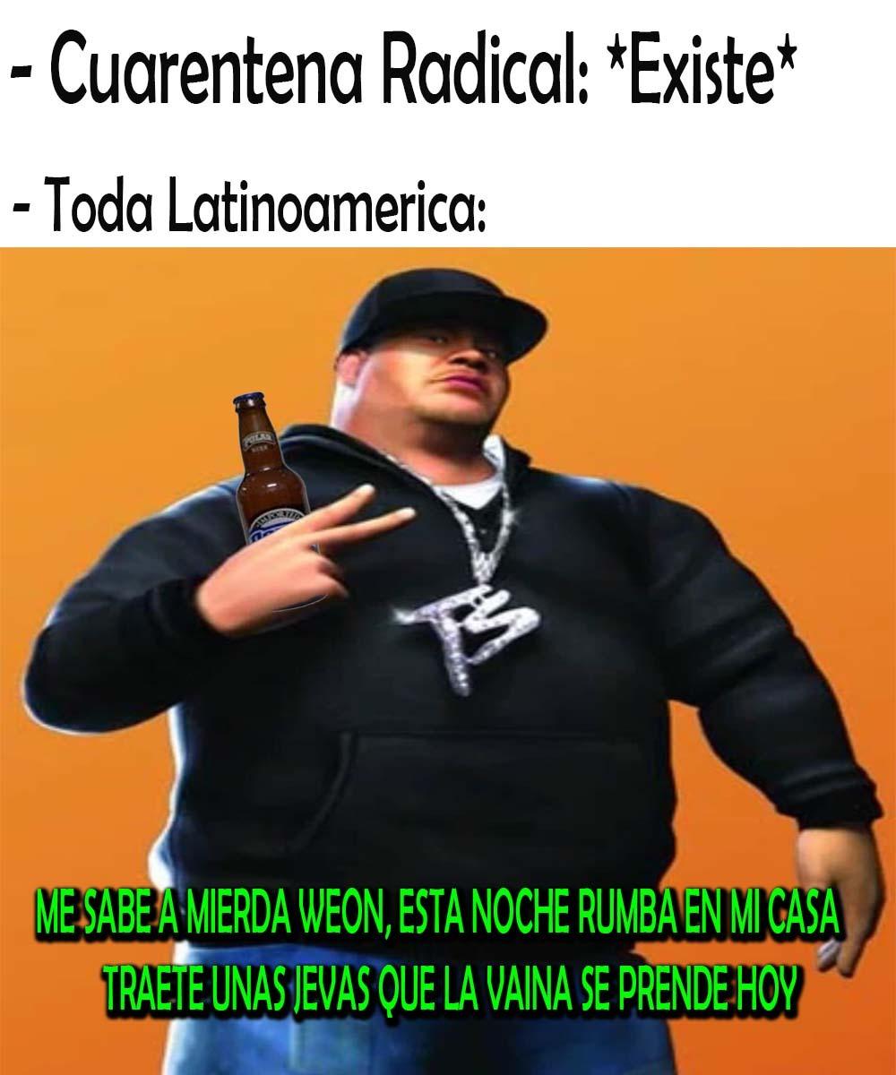 Eso Latinos - meme