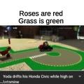 Lol Yoda no