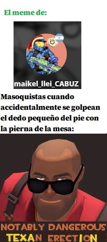 Masocacas - meme