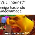Meme: Cuando Se Va El Internet Mientras Hacen Videollamadas