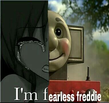 Freddie el audaz - meme