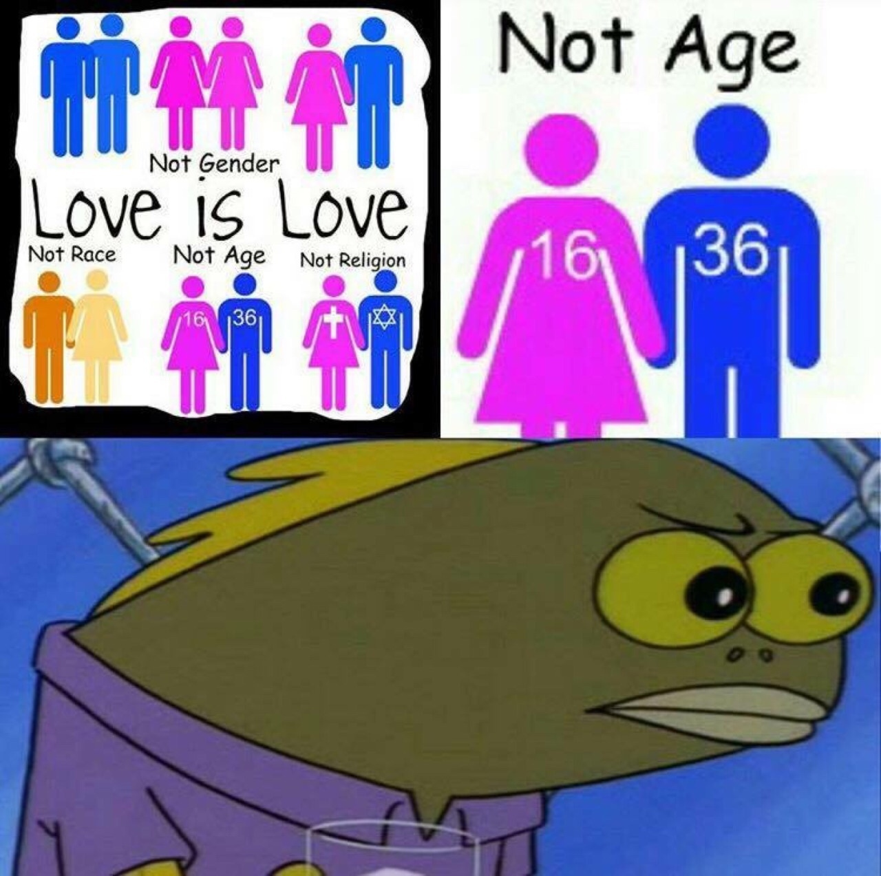 Love is love - meme
