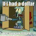 Krusty krab is unfair, Mr Krabs is in there
