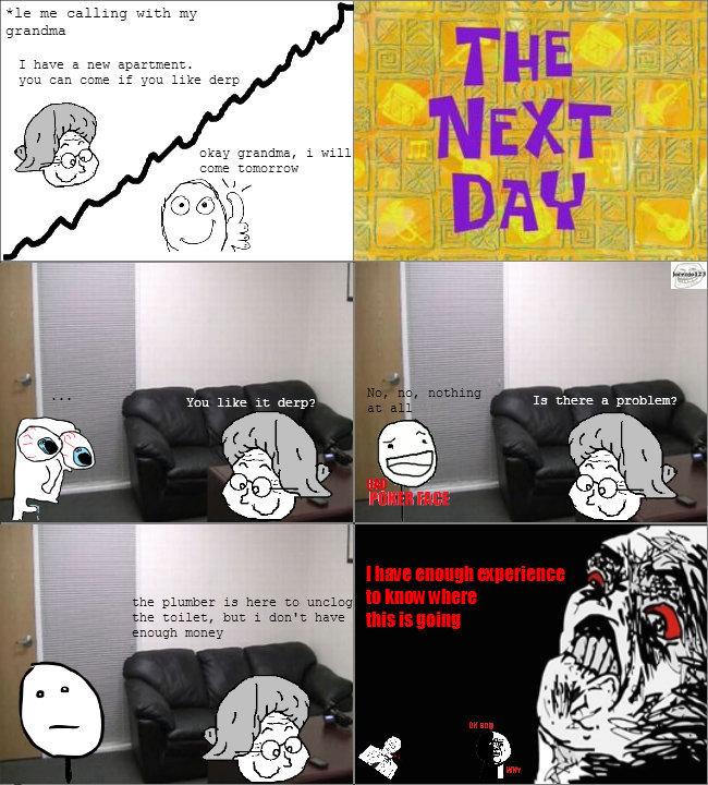 Noice Granny comic m8 - meme