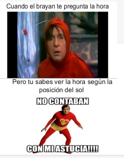 Top Memes De Chapulin Colorado Y El Sol En Espanol Memedroid